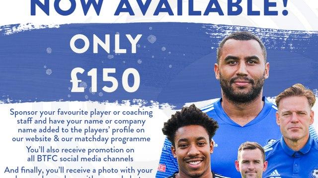 Sponsor an Eagle for the 2021/22 Season