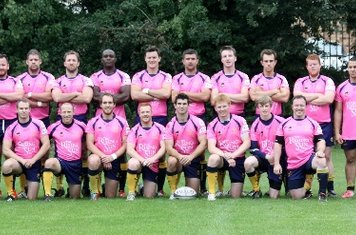 Teddington 1st XV - 2013/14 - London 2(SW)