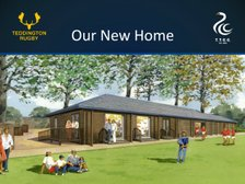 The New Clubhouse - the final steps