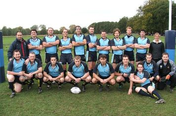 Teddington 1st XV - 2006/07 - Surrey 3 (promoted runners up)