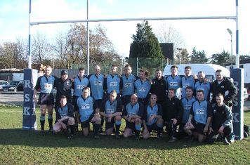 Teddington 1st XV - 2005/06 - Surrey 4 (promoted runners up)