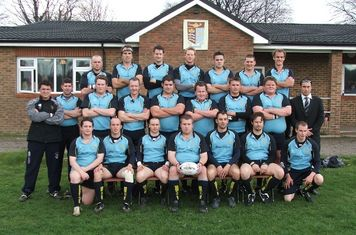 Teddington 1st XV - 2007 Middlesex Bowl (runners up)
