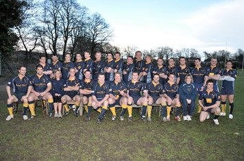 Teddington 1st XV - 2008/09 - Surrey 2 (Promoted Champions)