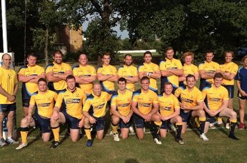 Teddington 1st XV - 2012/13 - London 2(SW)
