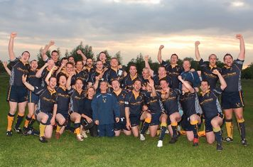 Teddington 1st XV - 2010 Rugby World Magazine European Team of The Year