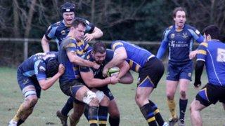 1st XV v Purley John Fisher 14/02/15