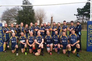 Teddington 3rd XV - 2017/18