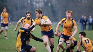 1st XV v Basingstoke 24/03/18