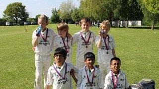 Ashtead U9 in Horsley Tournament