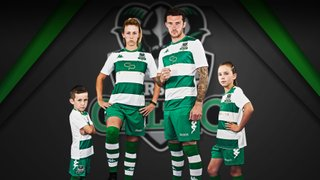 Celt Army launch new kit and new look