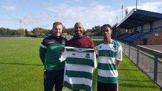 Radebe signs for Farsley Celtic U23's