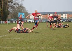 Camp Hill 2nd XV v Bournville 2's  - Match Report