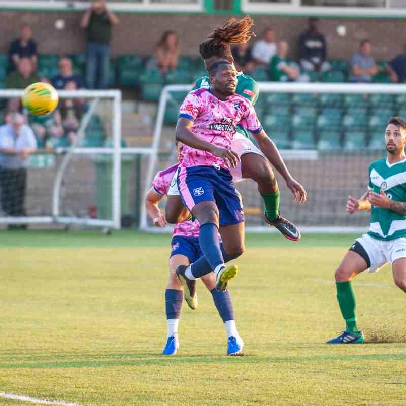 MATCH PHOTO'S: Ashford United 1-0 Margate FC [PRE-SEASON]