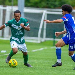 MATCH REPORT: WHITEHAWK FC 1-4 ASHFORD UNITED