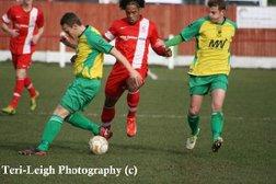 Oadby Town 3 - 0 Northampton Spencer