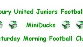Saturday Morning Football Sessions