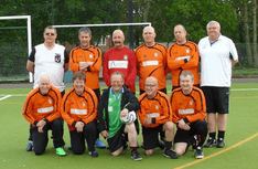 Walking Football Over 50s