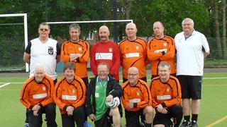 Walking Football Over 50s