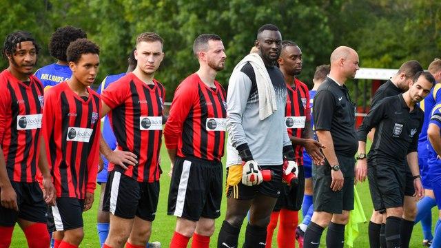 Match Report - Glebe 1 Hollands & Blair 0 (Saturday 19th September 2021)