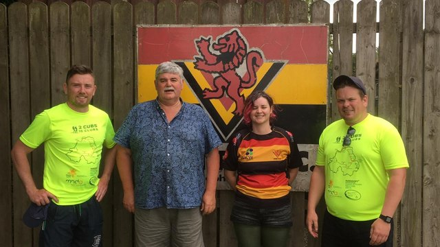 Ophir Welcome 2 Cubs 15 Clubs
