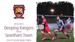 2013/14 : DRFC v Grantham Town (21.01.14)