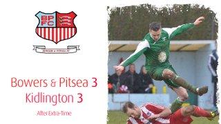 2015/16 : Bowers & Pitsea v Kidlington (20.02.16)