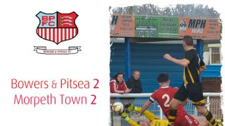 2015/16 : Bowers & Pitsea v Morpeth Town (12.03.16)