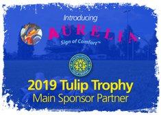 Aurelia To Sponsor 2019 Tulip Trophy