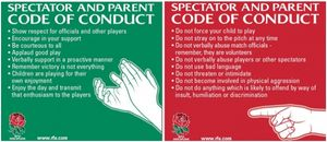 RFU Parent & Spectator Code of Conduct