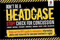 RFU 'HEADCASE' CONCUSSION AWARENESS