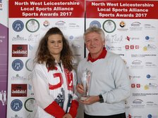 Outstanding Contribution to Sport & Physical Activity - NWLDC LSA Sports Award