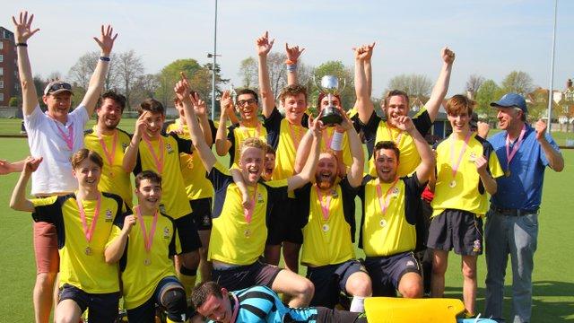Eastbourne secure County U21 title - AGAIN!