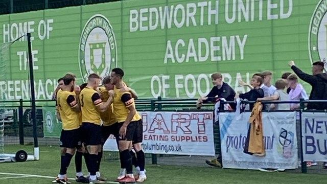 Match Report: Bedworth 2 Dynamo 1