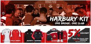 Harbury RFC Club Shop