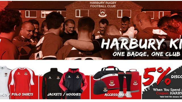 Harbury RFC Club Shop