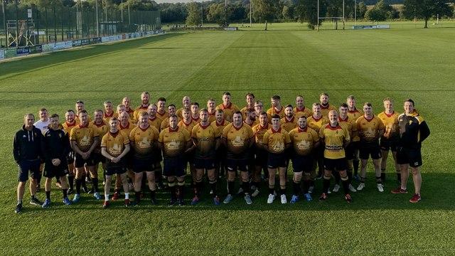 Welcome to Keynsham Rugby Club