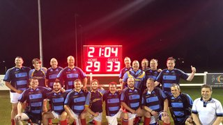 Fat Stags win first hit out