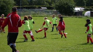 Stafford Town Under 10's Lionesses
