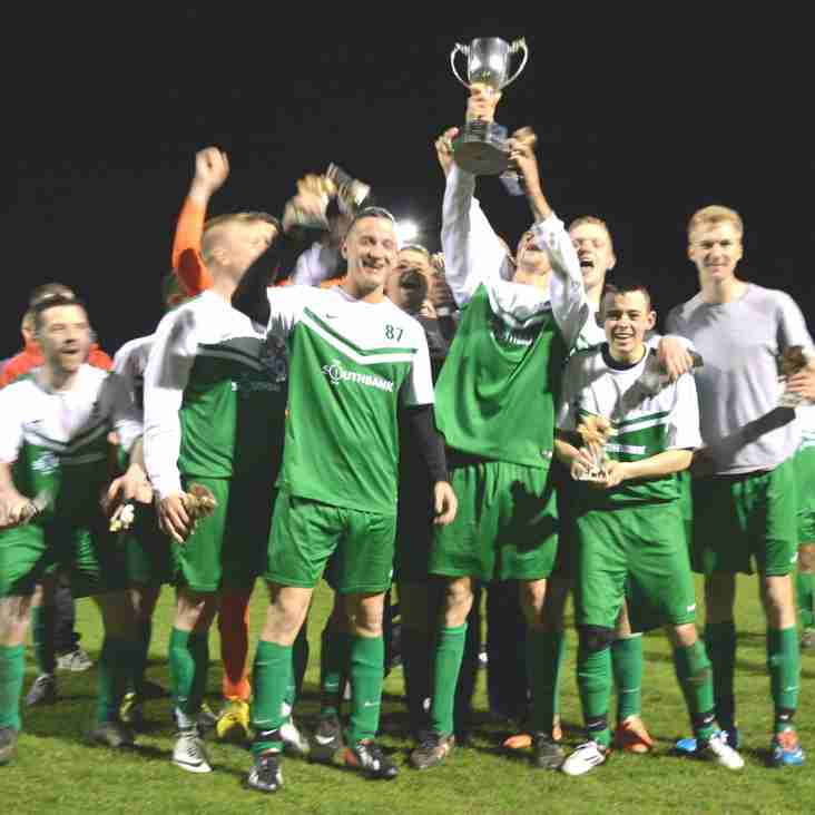 SOUTHBANK WIN THE JUNIOR CUP