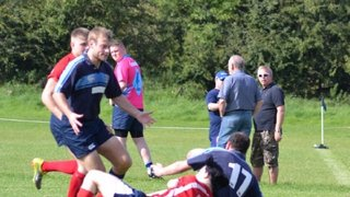 BARUFC 2nds v  Stockton Saracens by Andrew Bedford