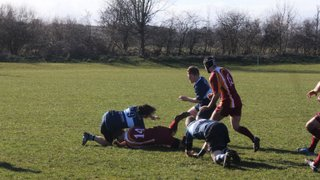 3rds v Middlesbrough 2015