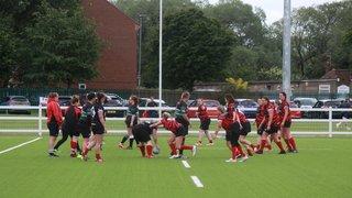 Durham County 7s at Billingham (Women's matches)