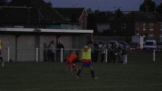 Ollerton U19's 4-4 Harworth C.I U19's 30/7/2012