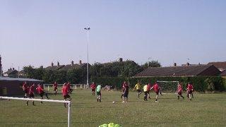 Ollerton v Mansfield Town 11/7/2013