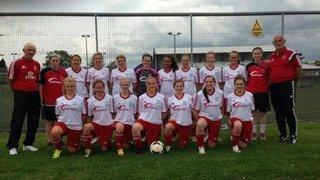 Ladies Football Arrives At The Lane!