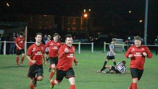 Ollerton Town 4-4 Clipstone FC AET (Clipstone win 5-3 on penalties)