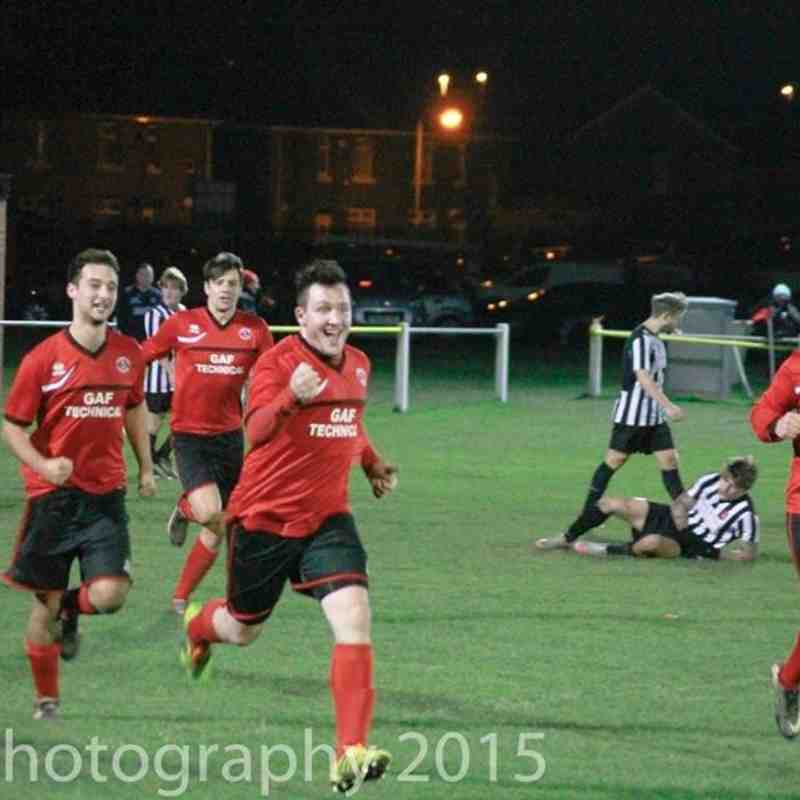 Ollerton Town 4-4 Clipstone FC AET (Clipstone win 5-3 on penalties)
