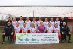 Ollerton Ladies Fall to Heavy Defeat At Oughtibridge