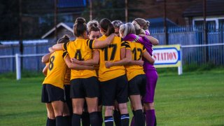 Town Ladies to Try and Trick The Trees in County Cup Final