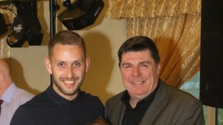 End of Season Presentation and Evening with Micky Quinn